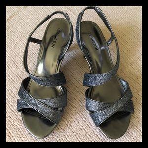 Covington Sparkly Sandals